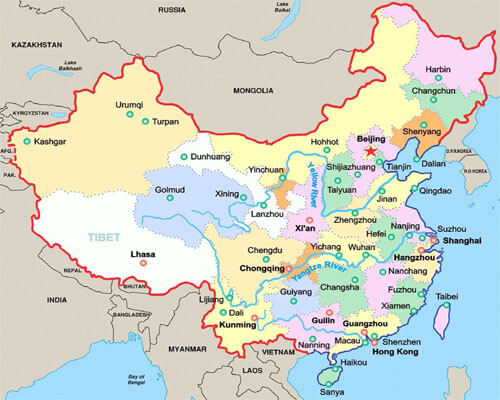 History Of The People S Republic Of China China Education Center